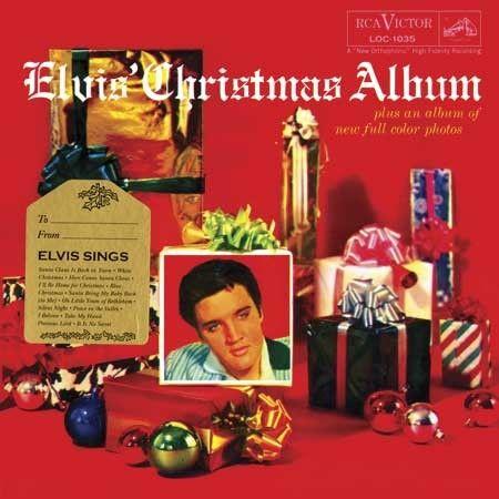Elvis Presley - Elvis' Christmas Album 1