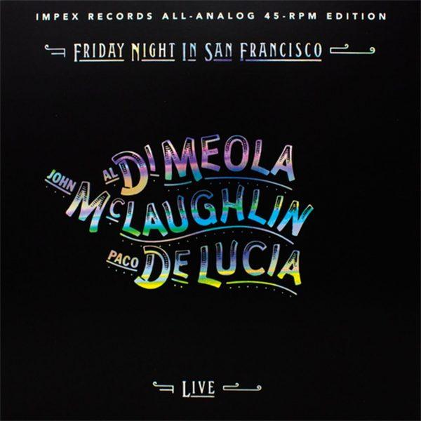 Meola-McLaughlin-De Lucia  - Friday Night in San Francisco 1