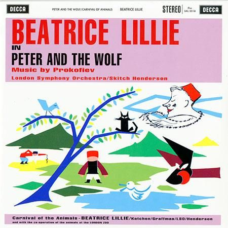 Prokofiev: Peter and the Wolf/ Saint-Saens: Carnival of the Animals 1