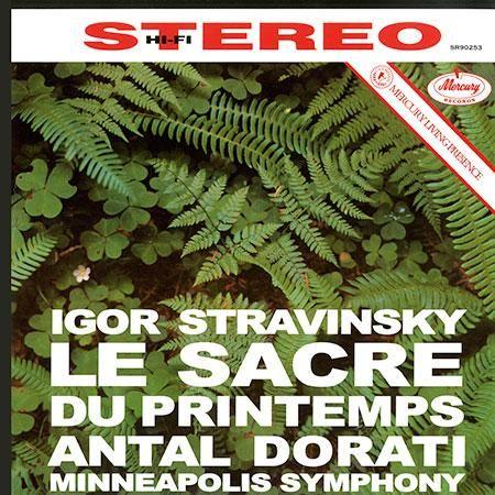 Stravinsky: Le Sacre Du Printemps 1