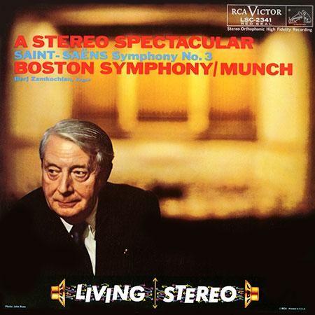 A Stereo Spectacular: Saint-Saens Symphony No.3 1