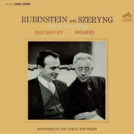 Beethoven - Brahms - Sonatas 1