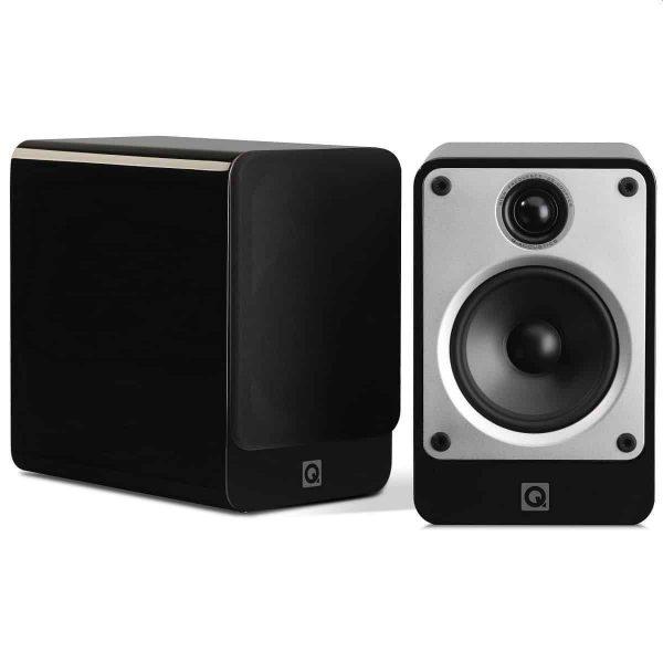 Q Acoustics Concept 20 + Suportes - retoma / como novo 2