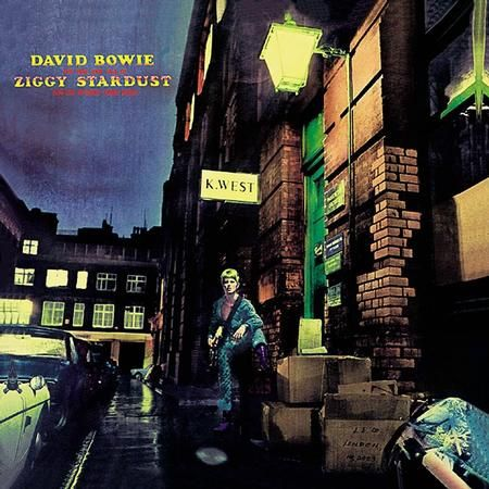 David Bowie - The rise and fall of Ziggy Stardust 1