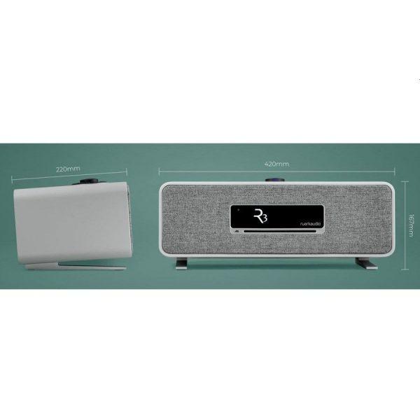 Ruark Audio R3 4