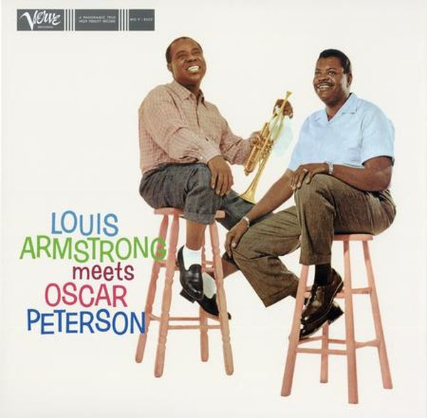 Louis Armstrong and Oscar Peterson - Louis Armstrong Meets Oscar Peterson 1
