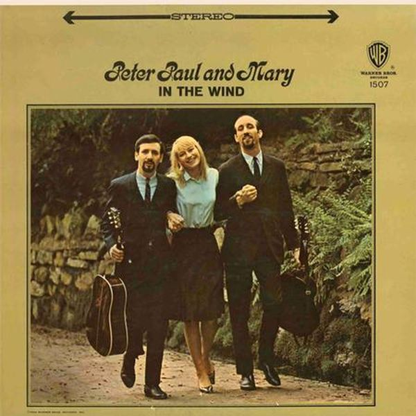 Peter, Paul & Mary - In The Wind  (Numbered - Limited) 1