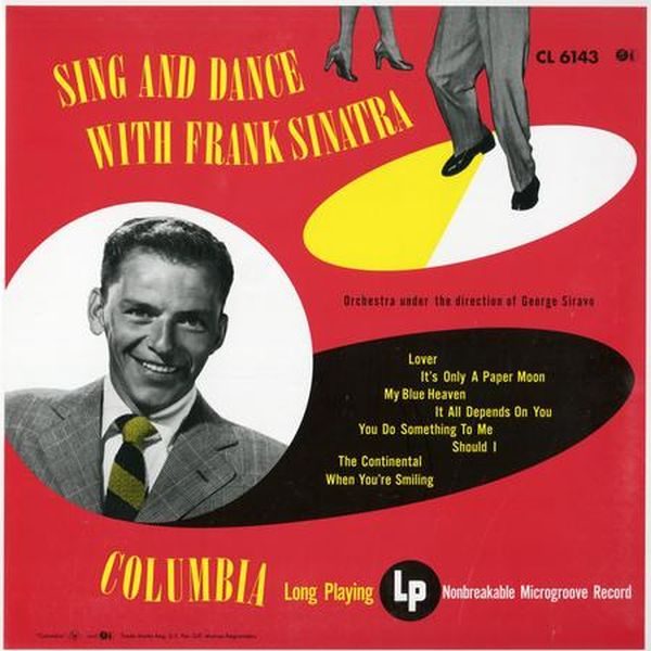 Frank Sinatra - Sing And Dance With Frank Sinatra  (Numbered Limited Edition Mono Version) 1